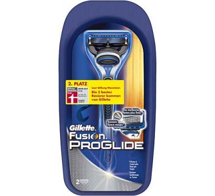 Gillette Fusion ProGlide Rasierapparat & 1 Klinge