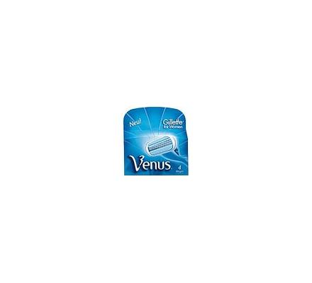 Gillette Venus - 4 Klingen
