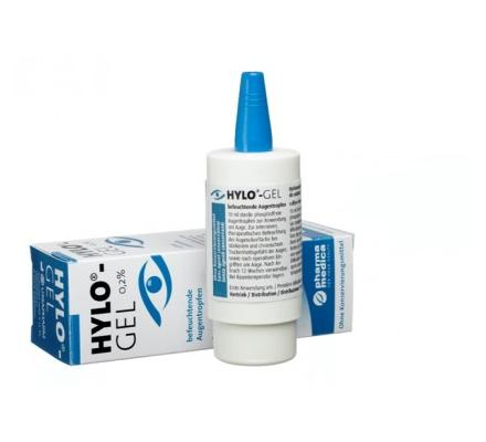 HYLO-GEL Augentropfen Benetzung - 10ml