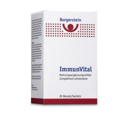 Burgerstein ImmunVital 20 Beutel