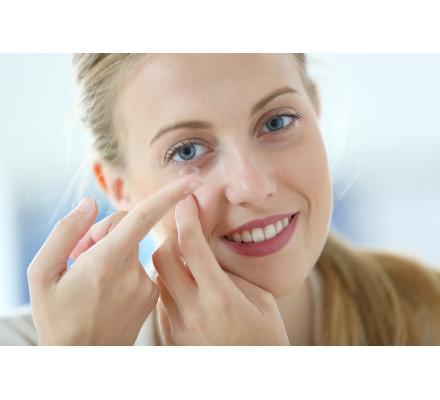 Kontaktlinsen Neuanpassung