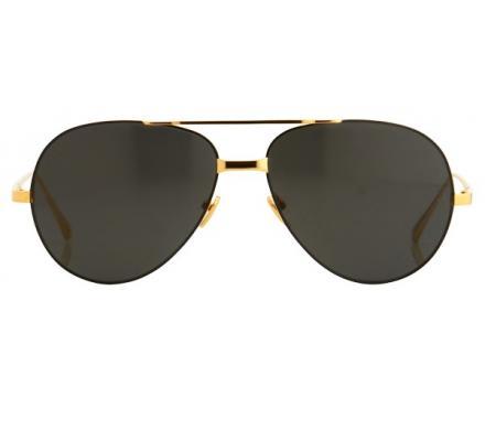 Linda Farrow - Luxe 128 Black & Gold