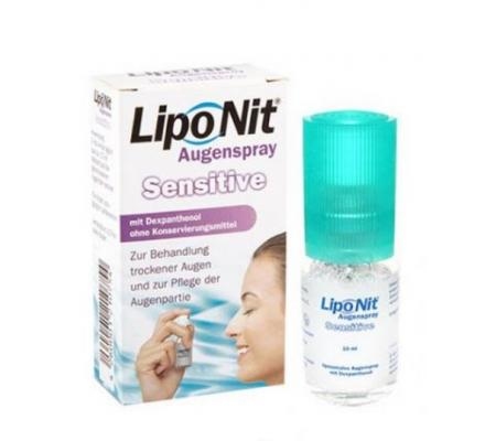 Lipo Nit Augenspray Sensitive 10ml