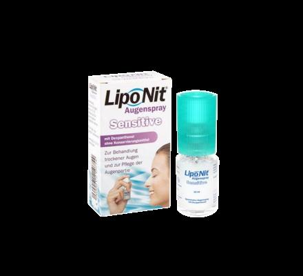 Lipo Nit Augenspray Sensitive 10ml