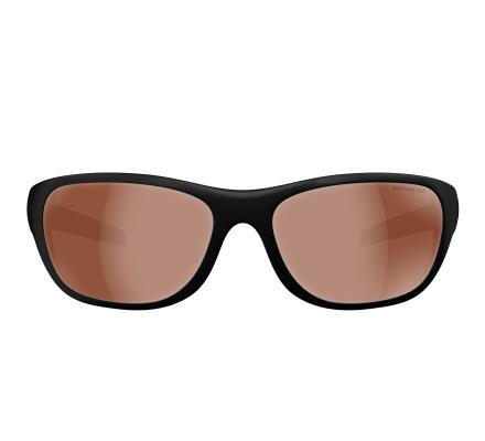 adidas Kasoto a387 6059 matt black polarized