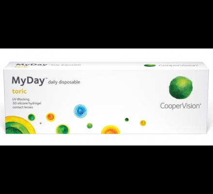 MyDay toric - 30 Tageslinsen