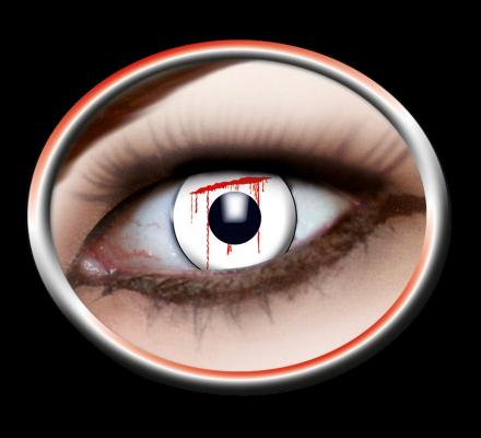 White Slash 807 - 2 Kontaktlinsen