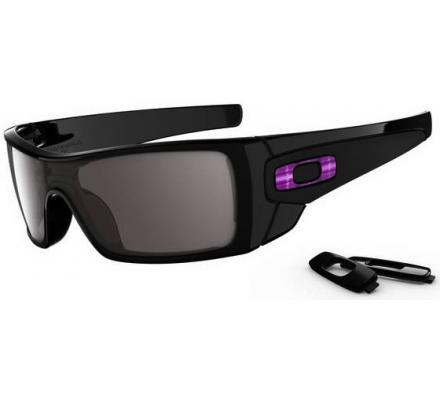 Oakley Batwolf Polished Black Sonnenbrille