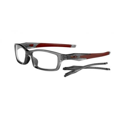 Oakley Crosslink - OX8030-0655 Large - Grey Smoke