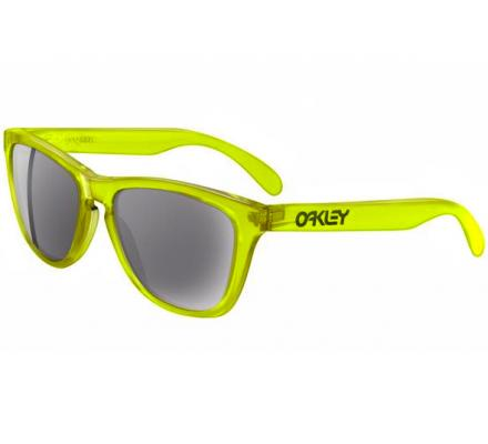 Oakley Frogskins Acid Green Sonnenbrille