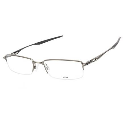 Oakley Halfshock - Brushed Chrome 53-19
