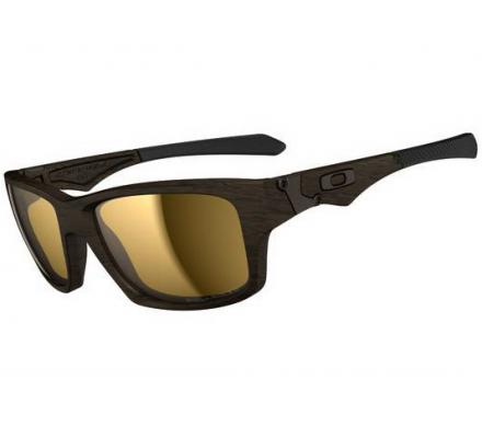 Oakley Jupiter Squared OO9135-07 Woodgrain/Tungsten Iridium Polarized occhiali da sole