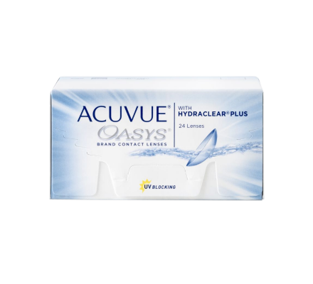 Acuvue Oasys - 24 Contact Lenses