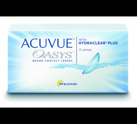 Acuvue Oasys - 3 Kontaktlinsen