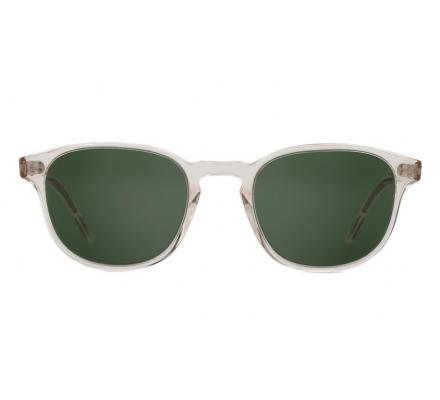 Oliver Peoples Fairmont SUN 5219S - Buff with Green C 49-21