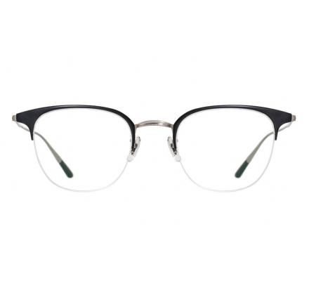 Oliver Peoples Wilkins 1162T - Black/Brushed Silver 49-21
