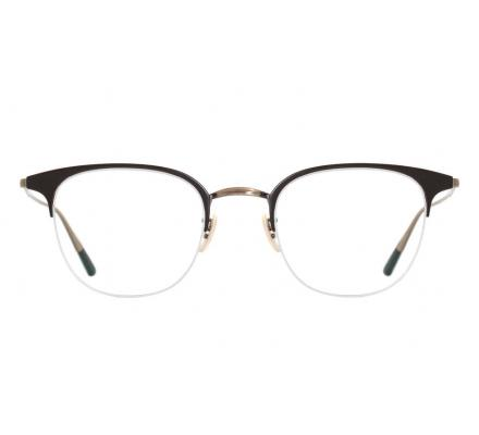 Oliver Peoples Wilkins 1162T - Brown/Antique Gold 49-21