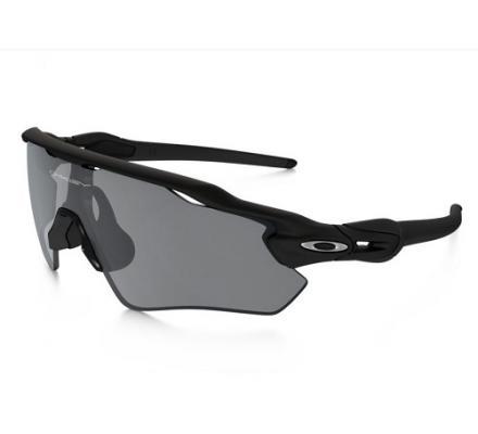 Oakley Herren Sonnenbrille »RADAR EV PATH OO9208«, schwarz, 920801 - schwarz/schwarz