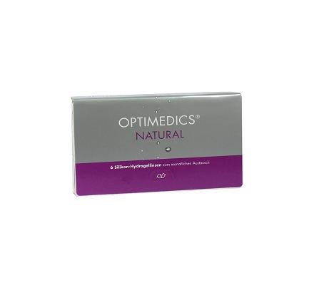 OPTIMEDICS Natural - 6 Monatslinsen