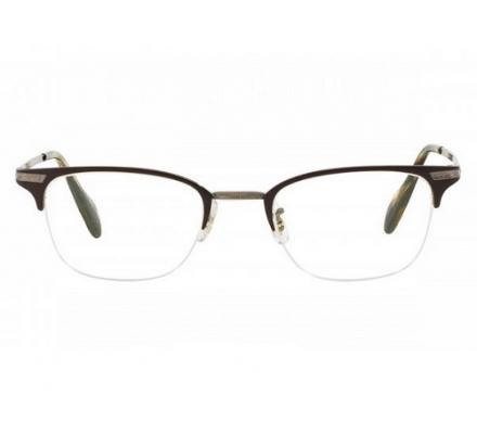 Oliver Peoples Walston OV1176 - Brown/Antique Gold 5195