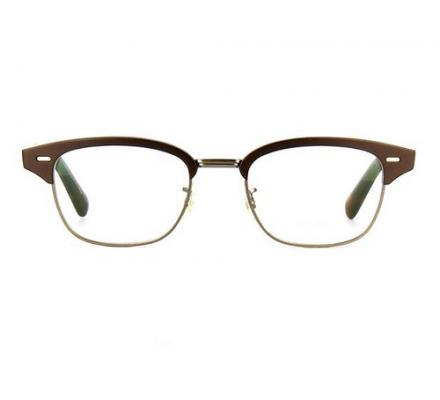 Oliver Peoples Shulman OV1177 - Brown/Antique Gold 5229