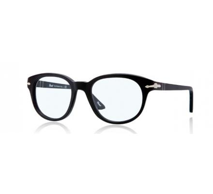 Persol PO 3052V - 9000 50-20 Suprema Black
