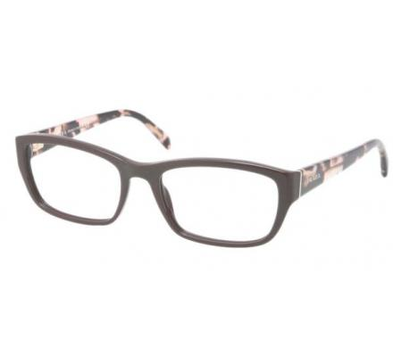 Prada PR 18OV - DHO1O1 54-18 Dark Brown