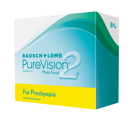 Pure Vision 2 for Presbyopia - 3 Multifokallinsen