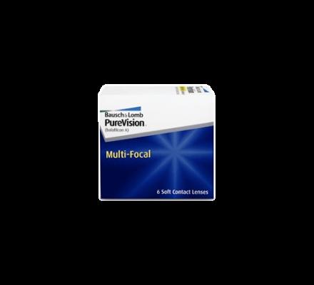 Pure Vision Multifocal - 6 Monatslinsen