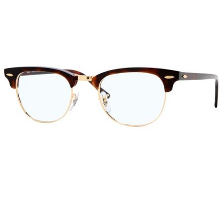 Ray-Ban RB 5154 - 2372 49-21 CLUBMASTER - Korrekturbrille