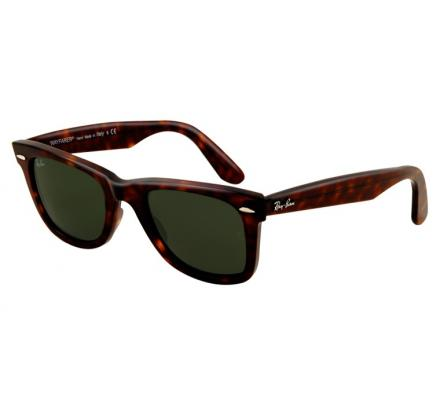 Ray-Ban Original-Wayfarer RB2140-902 Green 50-22