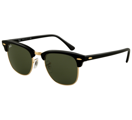 ray ban clubmaster blauw
