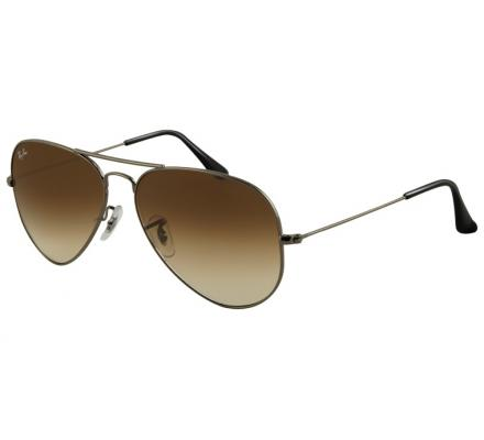 Ray-Ban Aviator Large Metal RB3025 - 004-51 58-14