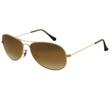 Ray-Ban Cockpit RB3362 - 001-51 Brown 59-14