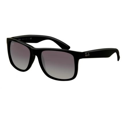 Ray-Ban Justin RB4165 - 601-8G Black 51-16