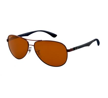 Ray-Ban RB8313 - 014-N6 Polarized Brown 61-13