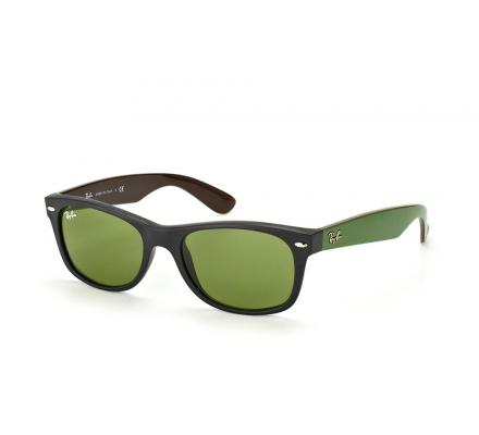 Ray-Ban New Wayfarer RB2132 - 61844E 52-18
