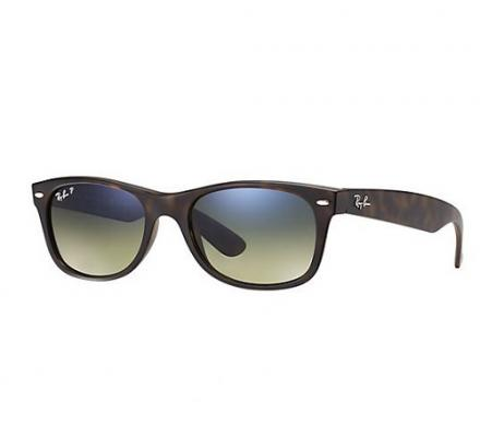 Ray-Ban New Wayfarer RB2132 - 894/76 Polarized 52-18