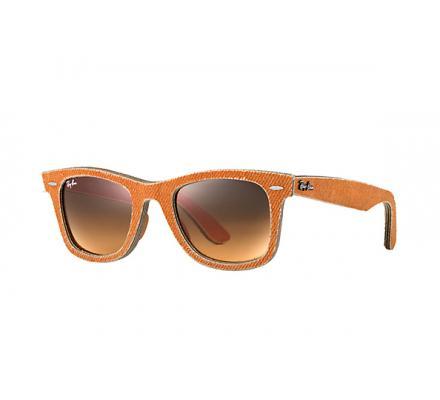 Ray-Ban ORIGINAL WAYFARER 50-22 RB2140 11653C Faded Orange