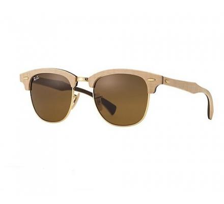Ray-Ban Clubmaster RB3016M - 1179 Wood Special Edition