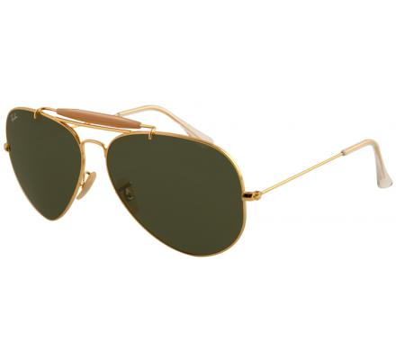 Ray-Ban Outdoorsman II 62-14 RB3029 L2112 Arista