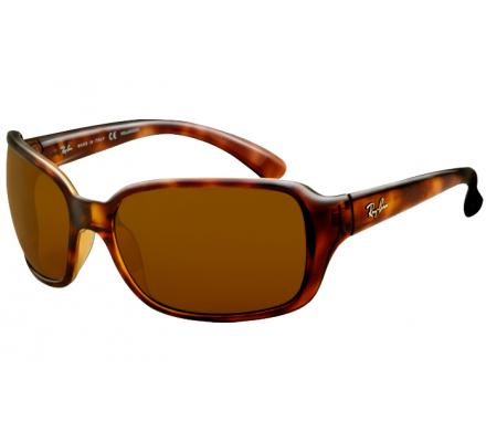 Ray-Ban RB4068 642/57 Havana Polarized 60-17
