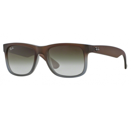 Ray-Ban Justin RB4165 - 854-7Z Brown 54-16