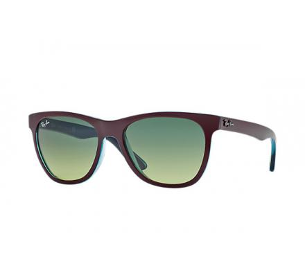 Ray-Ban RB4184 - 61143M Green Faded Green + A.I. 54-17