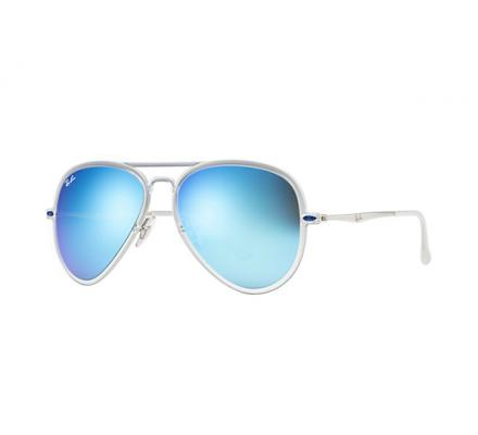 Ray-Ban RB4211 - 646/55 Blue Mirror Multilayer 56/17