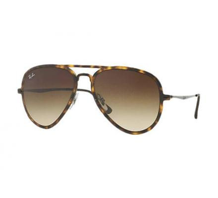 Ray-Ban RB4211 - 894/13 Brown Faded 56/17