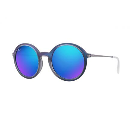 Ray-Ban RB4222 - 617055 Blue Mirror Multilayer 50/21
