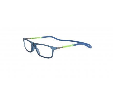 Click Slastik Llevant Magnet Lesebrille - Blue/Green/Blue 11LS