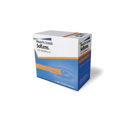 SofLens For Astigmatism - 6 Monatslinsen