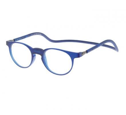 Click Slastik Soho Magnet Lesebrille - Dark Blue 010